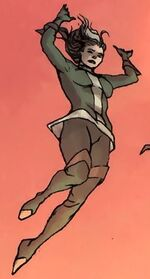 Rogue (Anna Marie) (Earth-98570) from Fantastic Four Vol 1 605.1 page --