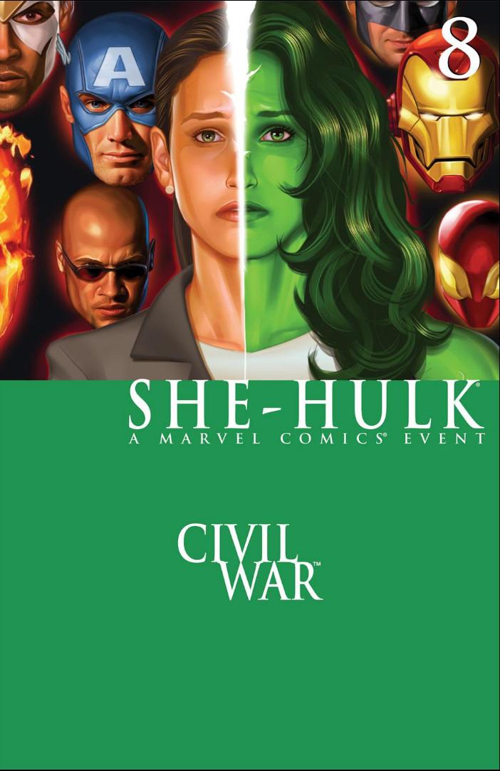 She-Hulk Vol 2 8