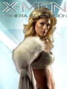 Emma Frost (First Class) Poster 001