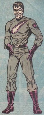 Max (Fortisquian) (Earth-616) Official Handbook of the Marvel Universe Vol 3 5