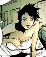 Naomi Ward (Earth-616) from Avengers The Initiative Vol 1 30 0001