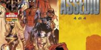 Marvel Miniserie 111 Assedio 4