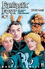 Fantastic Four Vol 3 50