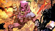 Galactus (Skrull) (Earth-616) from Secret Invasion Vol 1 7 0001