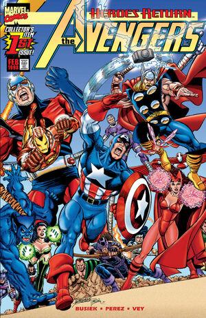 Avengers Vol 3 1