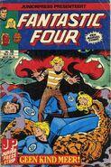 Fantastic Four 18 (NL)
