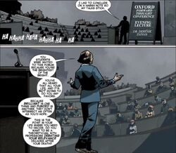 Oxford University from Indestructible Hulk Annual Vol 1 1