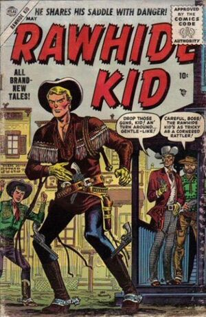 Rawhide Kid Vol 1 2