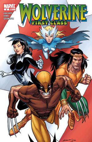 Wolverine First Class Vol 1 5