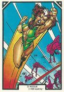 Rogue (Anna Marie) (Earth-616) from Arthur Adams Trading Card Set 0001
