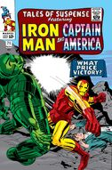 Tales of Suspense Vol 1 71