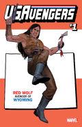U.S.Avengers Vol 1 1 Wyoming Variant