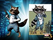 Rocket Raccoon (Earth-30847) from Marvel vs. Capcom 3 Fate of Two Worlds 0005