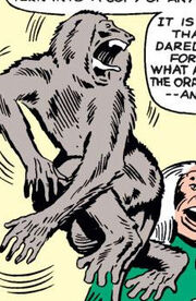 Igor (Earth-616) from Fantastic Four Vol 1 13 0001