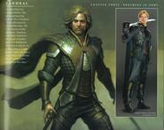 Thor Concept Art - Fandral 001