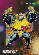 Guido Carosella (Earth-616) from Marvel Universe Cards Series III 0001