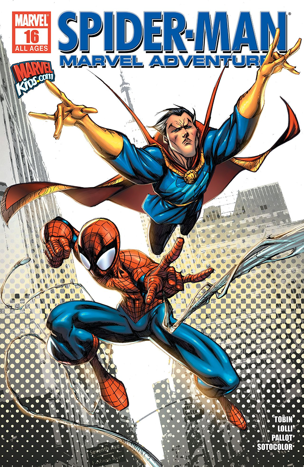 Marvel Adventures Spider-Man Vol 2 16