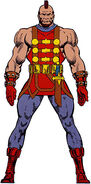Ares (Earth-616) from Official Handbook of the Marvel Universe Master Edition Vol 1 11 0001