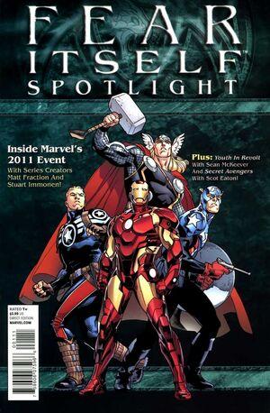 Fear Itself Spotlight Vol 1 1