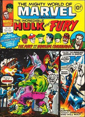 Mighty World of Marvel Vol 1 258