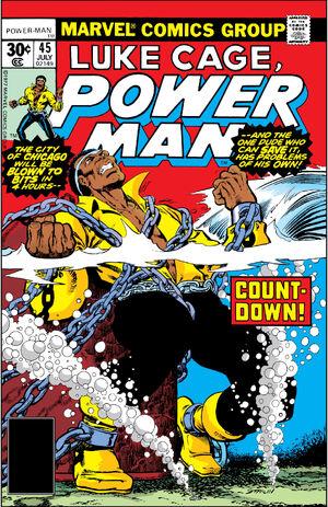 Power Man Vol 1 45