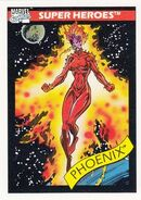 Rachel Summers (Earth-811) from Marvel Universe Cards Series I 0001