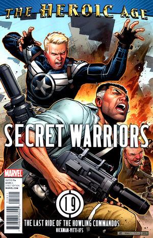 Secret Warriors Vol 1 19
