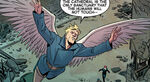 Warren Worthington III (Earth-25158) from Years of Future Past Vol 1 5 0001