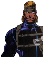 Alexander Pierce (Earth-1298) from Mutant X Vol 1 1 0001