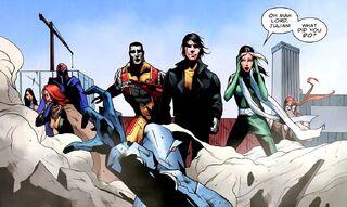 X-Men (Earth-616) from X-Men Legacy Vol 1 243 001