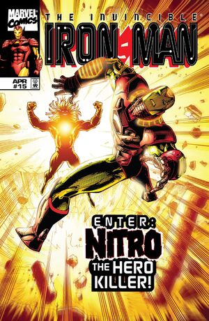 Iron Man Vol 3 15