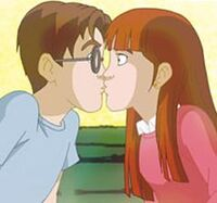 Peter Parker (Earth-12041) and Mary Jane Watson (Earth-12041) 001