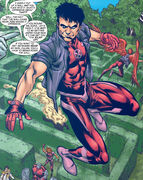 Julian Keller (Earth-616) from New X-Men Vol 2 4 0001