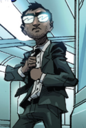 Mahir Ranzack (Earth-616) from Barnes & Noble Make Mine Marvel Sampler Vol 1 1 001