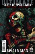 Ultimate Spider-Man Vol 1 156 Kaare Andrews Variant