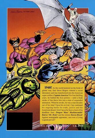 File:Captain America War and Remembrance TPB Vol 1 1 Back.jpg