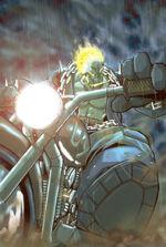 Johnathon Blaze (Earth-821) from Marvel Knights Milennial Visions Vol 1 2001
