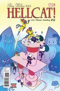 Patsy Walker, A.K.A. Hellcat! Vol 1 12