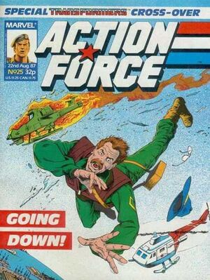 Action Force Vol 1 25
