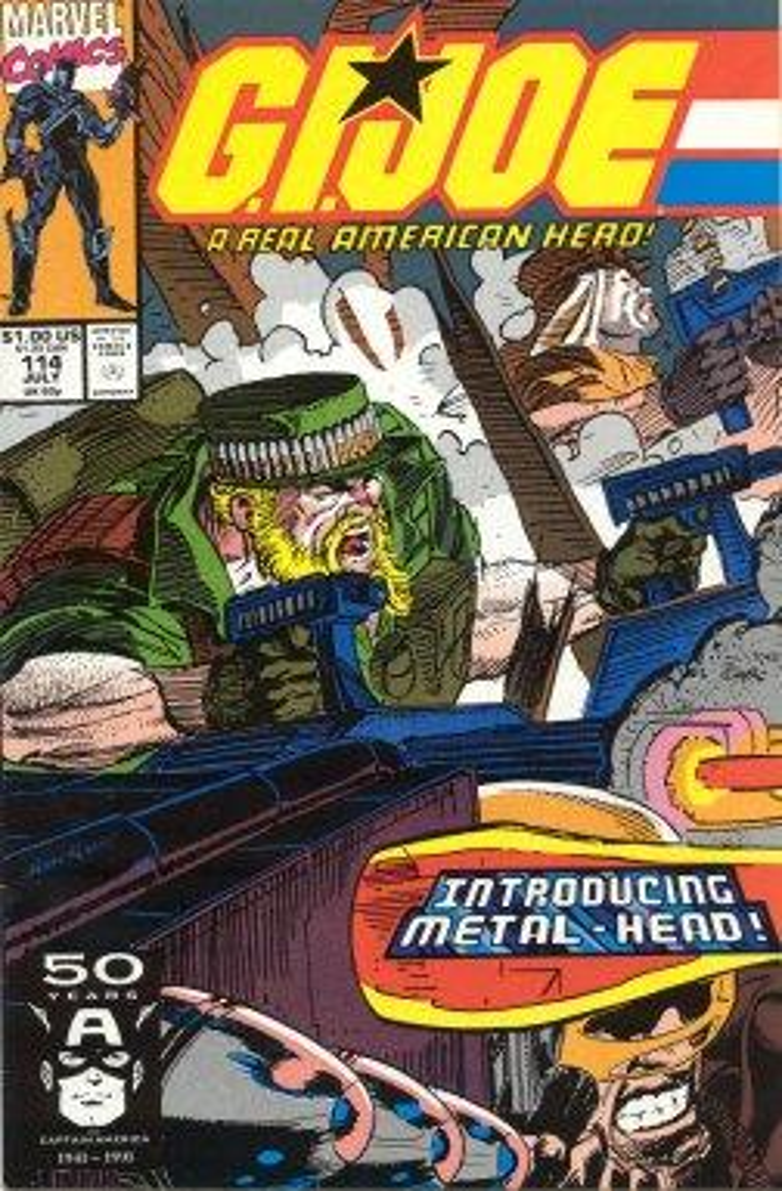 G.I. Joe A Real American Hero Vol 1 114