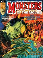 Monsters of the Movies Vol 1 2