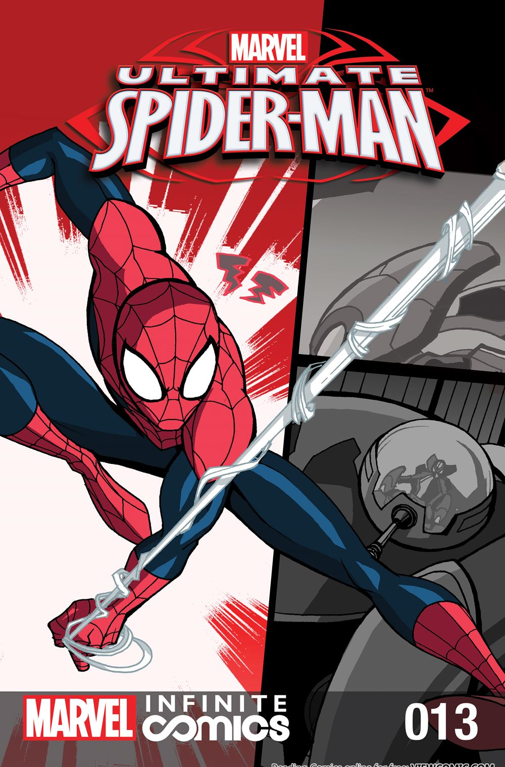 Ultimate spider man comic - photo#43