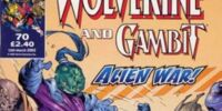 Wolverine and Gambit Vol 1 70