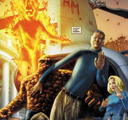 Fantastic Four (Earth-616) from Marvel's Eye of the Camera Vol 1 1 0001