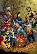 X-Men Deadly Genesis Vol 1 6 Textless