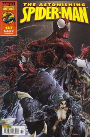 Astonishing Spider-Man Vol 1 137