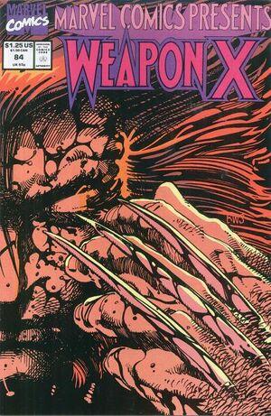 Marvel Comics Presents Vol 1 84