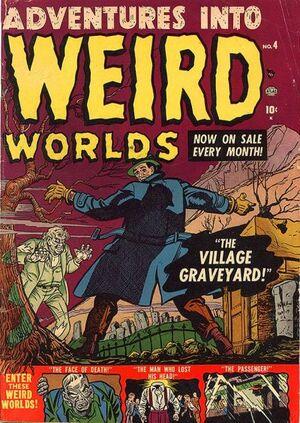 Adventures into Weird Worlds Vol 1 4