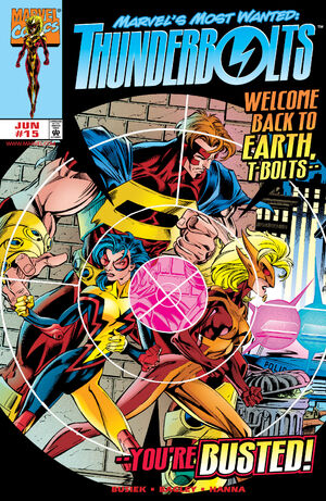 Thunderbolts Vol 1 15