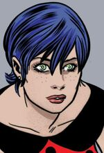 Dawn Greenwood (Earth-616) from All-New Marvel NOW! Point One Vol 1 1.NOW 001